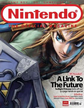 The first issue of ONM I ever worked on: Issue 5, July 2006