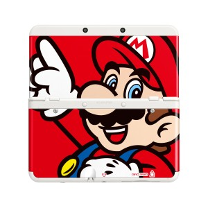 Mario! On your handheld! I've honestly never seen that before. Look, SHUT UP with your examples, I'm having a moment here
