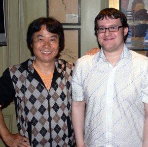 Me and Miyamoto