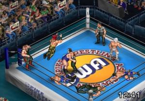 Fire Pro Wrestling D