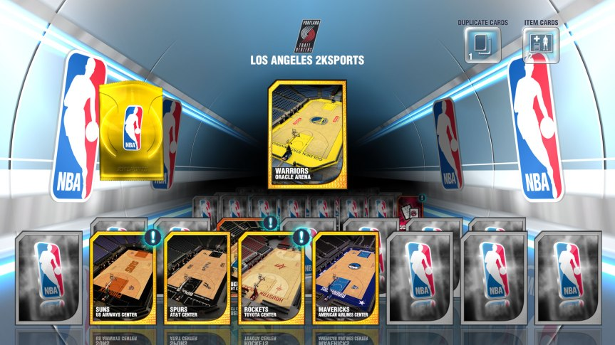 Hope you didn't spend any money on MyTeam mode either, because it's completely off limits now
