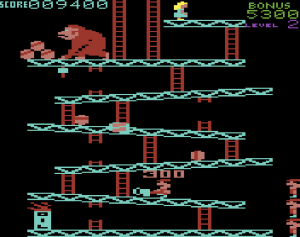 Donkey Kong (VIC-20 version)