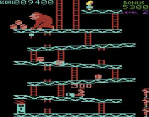 Donkey Kong (VIC-20 version)