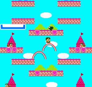 Rainbow Islands (NES version)