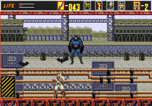 Do you count Revenge Of Shinobi as a Batman game, even though his appearance was unlicensed? This chilling dilemma and many more will be solved in due course on the site