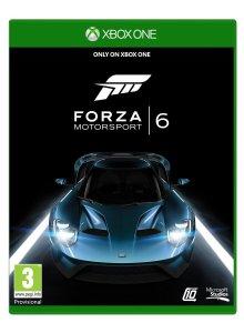 Forza 6 cover