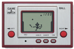 Game & Watch not supported, sorry