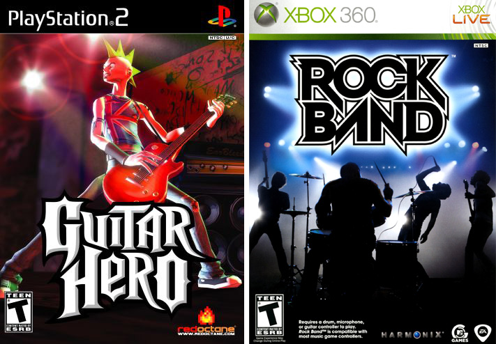 Rock Band 4 hands-on preview – It's Rock Band, innit – Tired