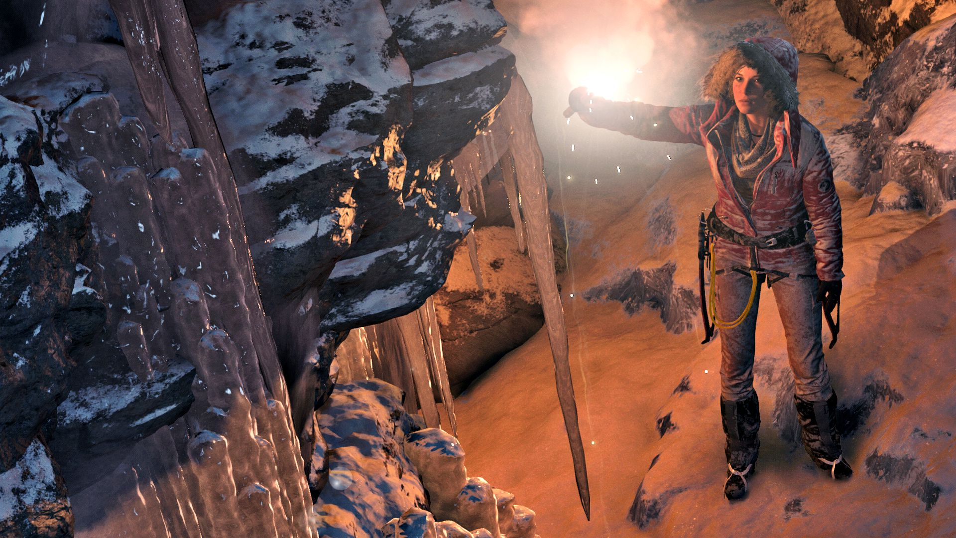 Rise Of The Tomb Raider pic 2 – Tired Old Hack