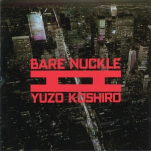 Yes, Streets Of Rage was called Bare Knuckle in Japan. No, somebody doesn't know how to spell 'knuckle'.