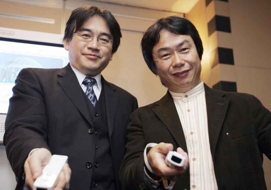 Satoru Iwata pic 3