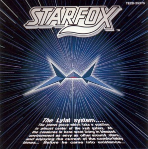 Star Fox soundtrack CD