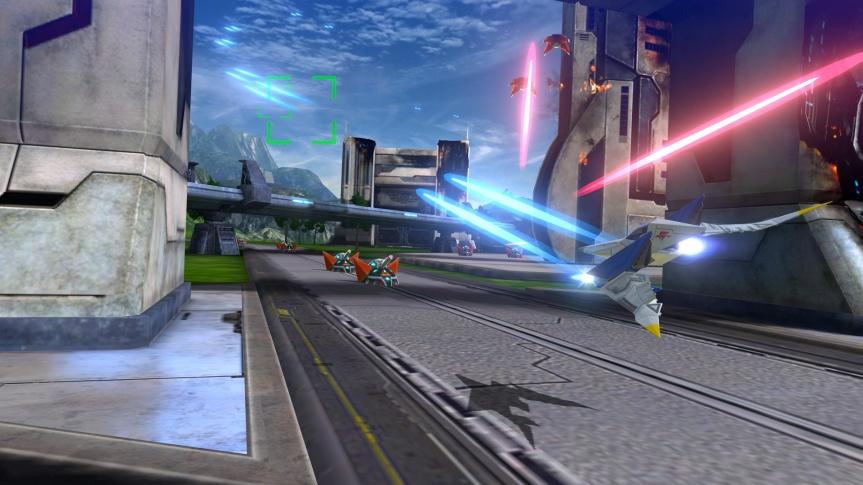 Star Fox Zero screen 1