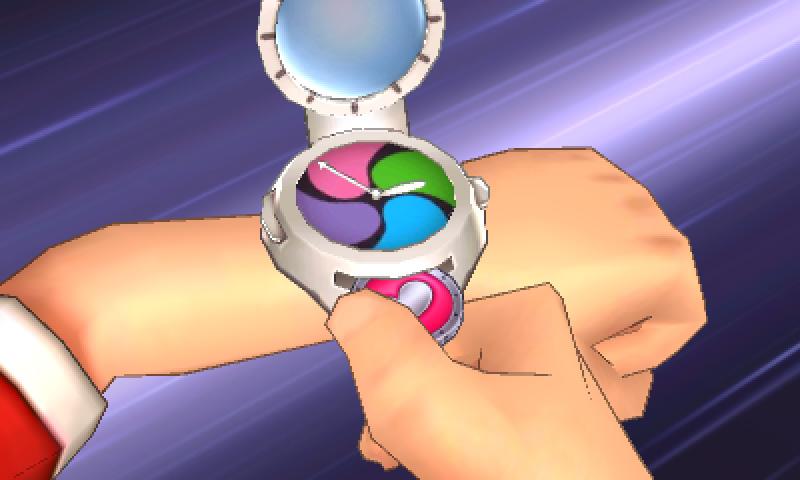 Yo-Kai Watch screenshot 1