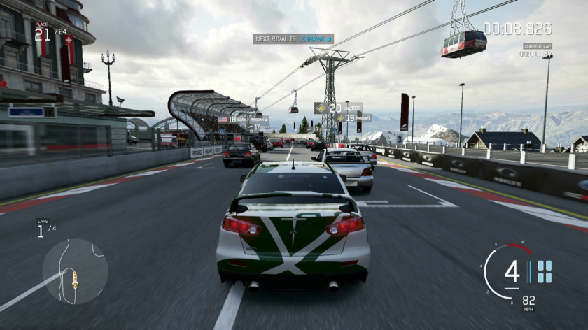 Forza 6 pic 1