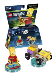 Fun Pack - Bart Simpson