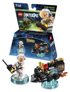 Fun Pack - Doc Brown