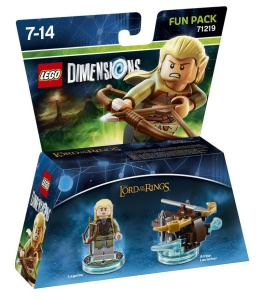 Fun Pack - Legolas