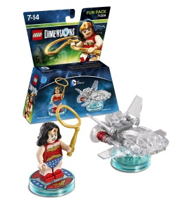Fun Pack - Wonder Woman
