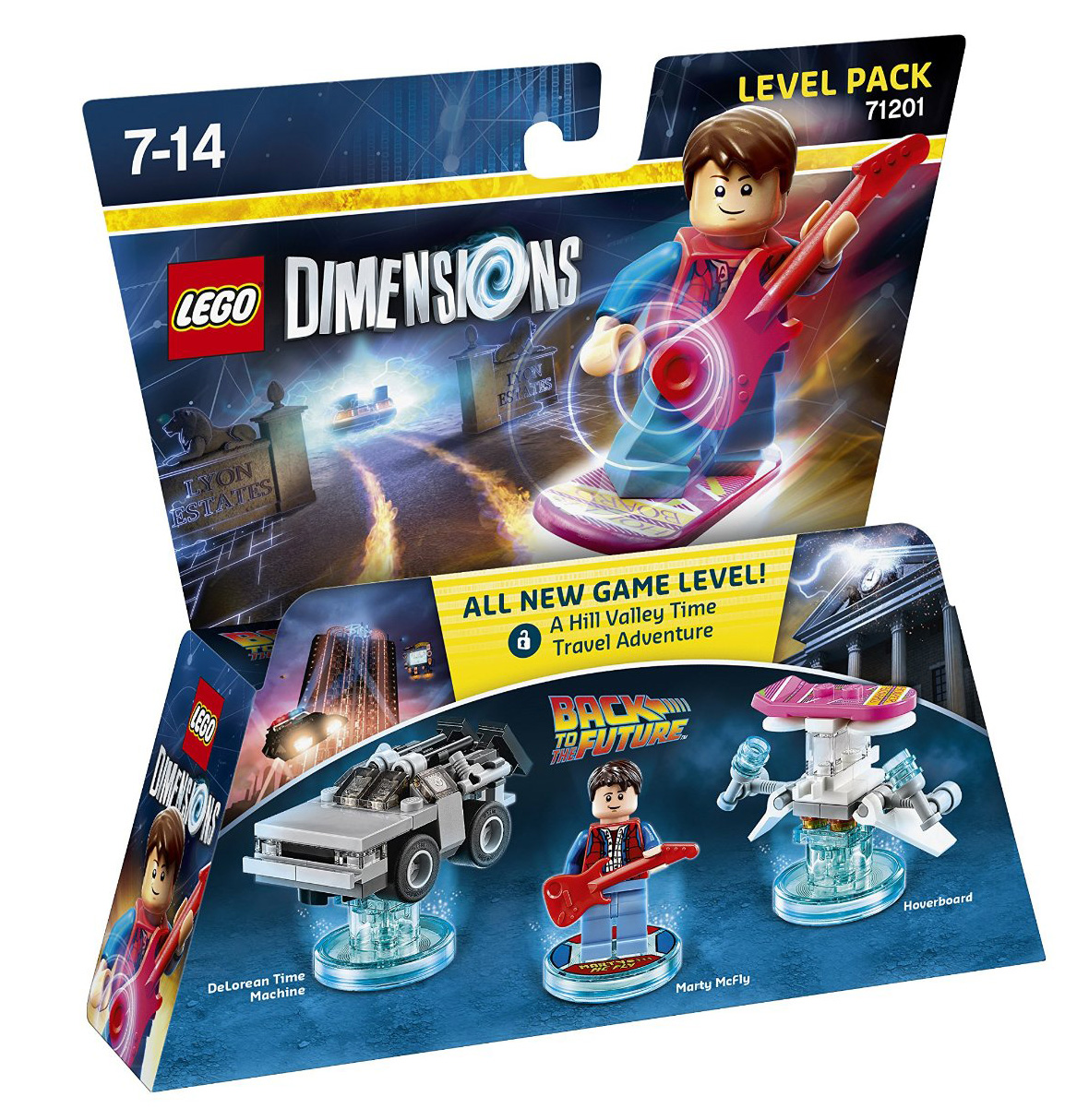 Lego Dimensions Faq And Complete Character Level Pack