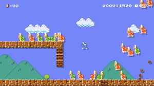 You won't be seeing a Super Mario Maker review on here, because I've already done one