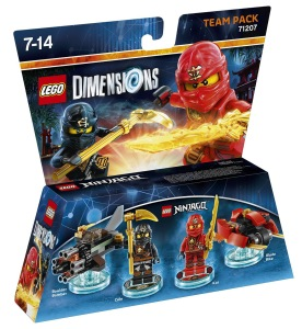 Team Pack - Ninjago