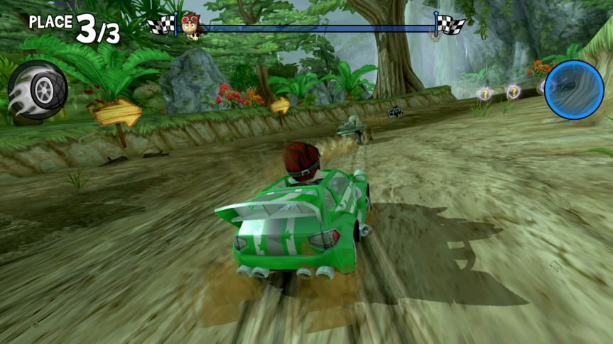 Beach Buggy Racing pic 4
