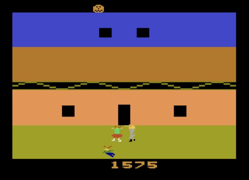 Halloween Atari 2600