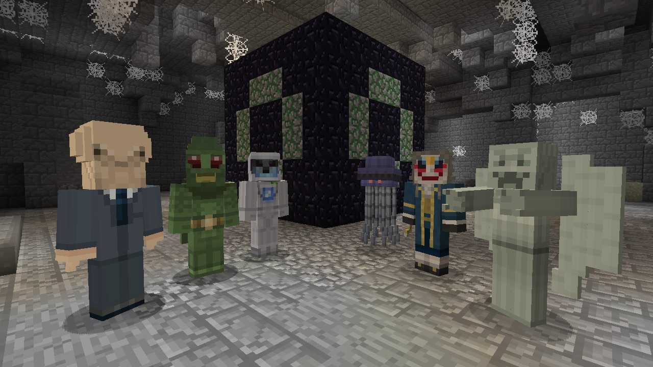 Minecraft Is Coming To Wii U Heres Why Thats Both Good And Bad - Skins para minecraft wii u