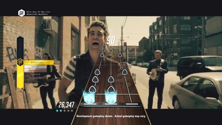 Guitar Hero Live pic 5