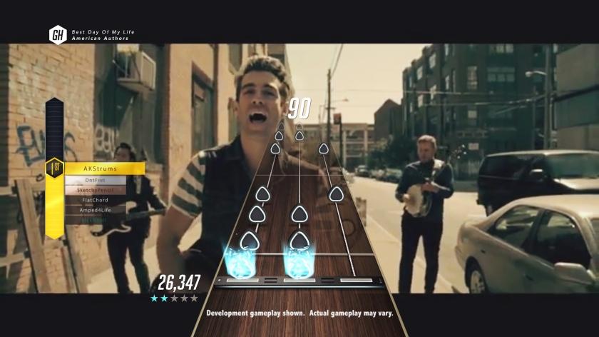 Guitar Hero Live pic 5