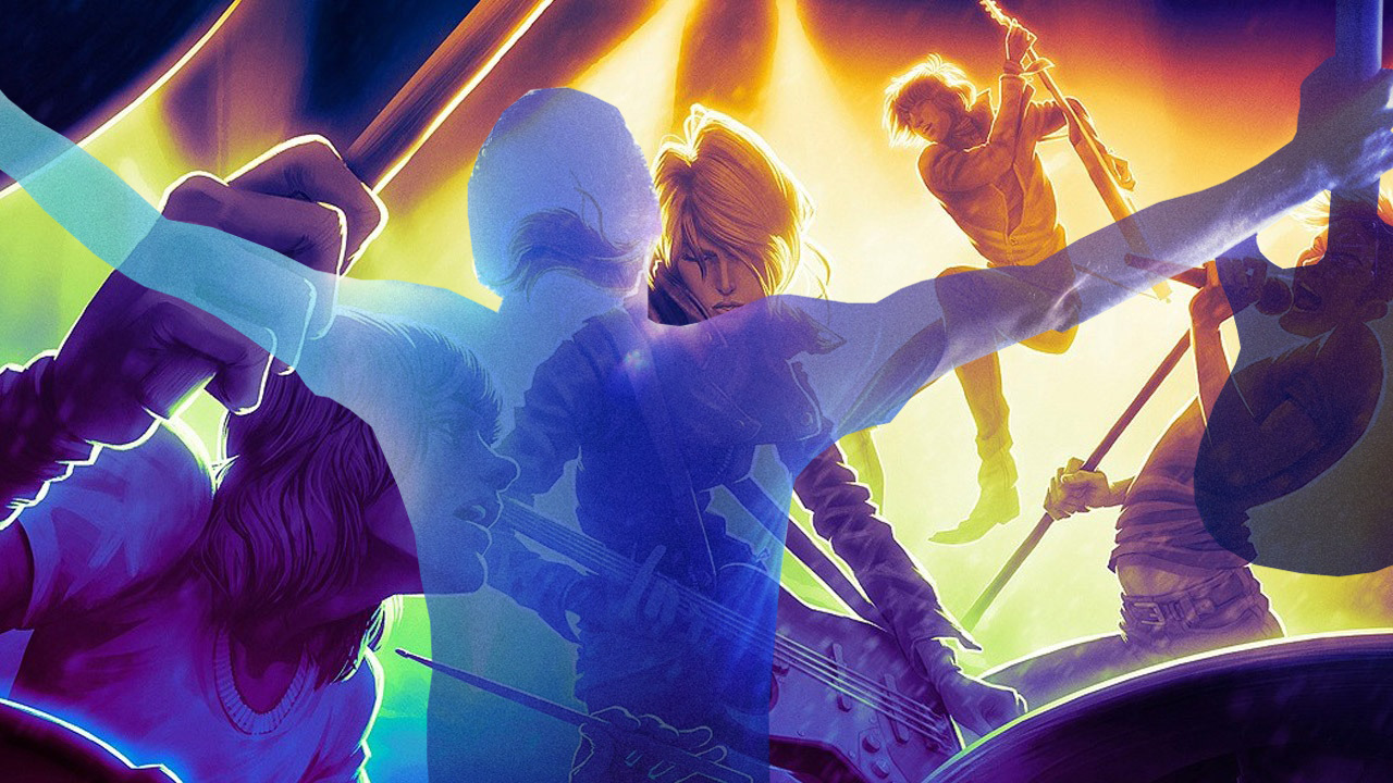 Guitar Hero Live vs Rock Band 4 – which is best? – Tired Old Hack