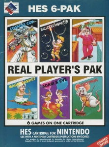 Real Player's Pak