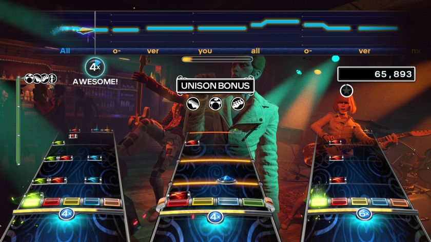 Rock Band 4 pic 2
