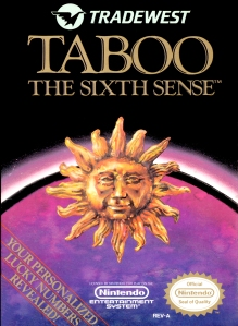 Taboo The Sixth Sense