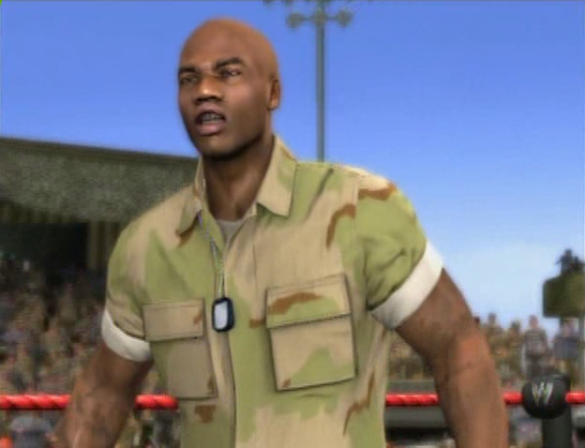 Here's Tony. Yes, someone actually took time to make him and put him in a game