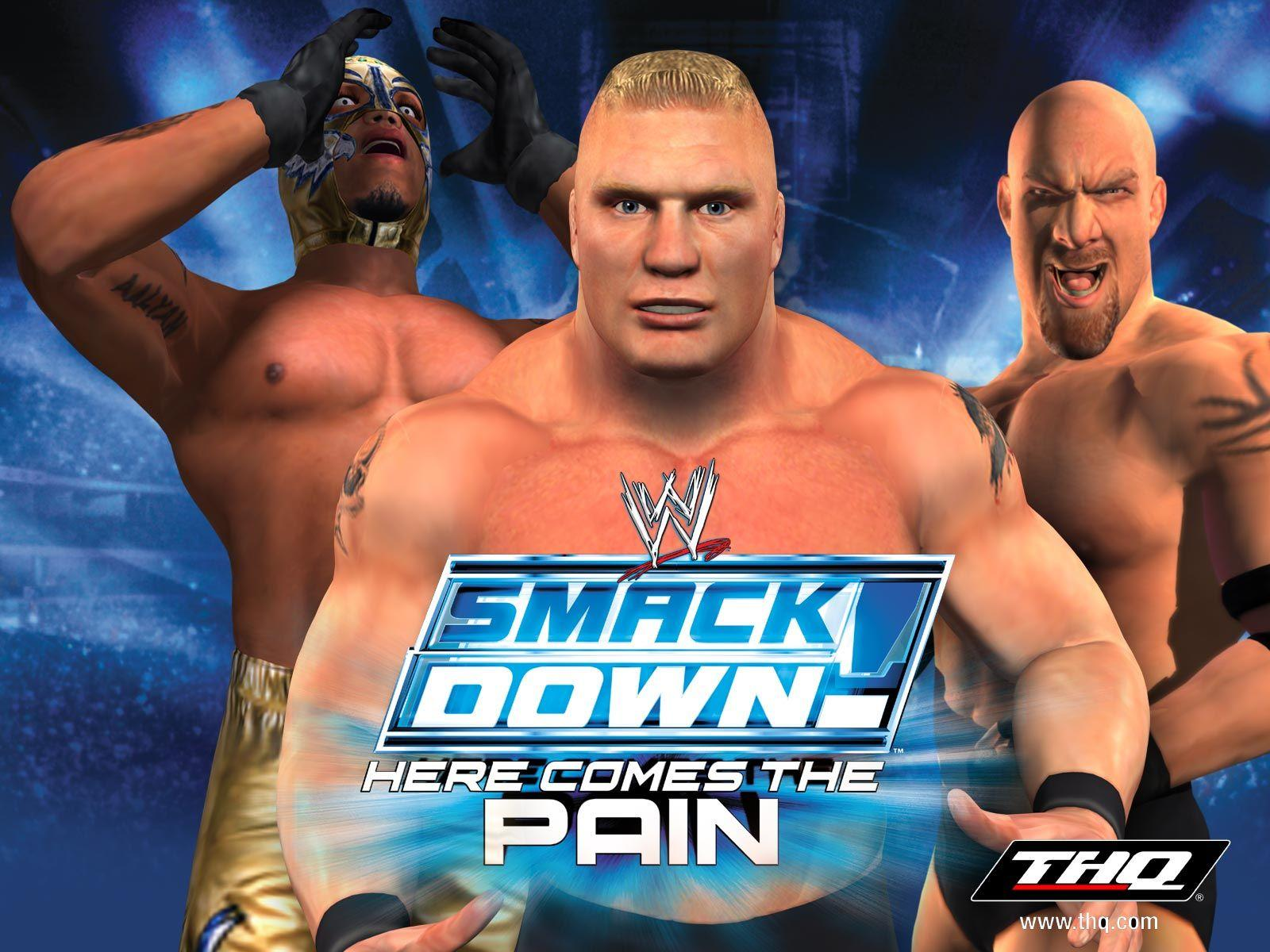 WWE games by the numbers: a stat nerd's paradise – Tired Old