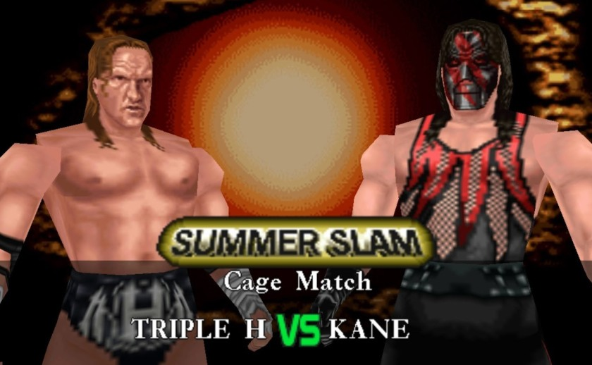 Ah, WWF No Mercy, the glory days. More on that in a bit