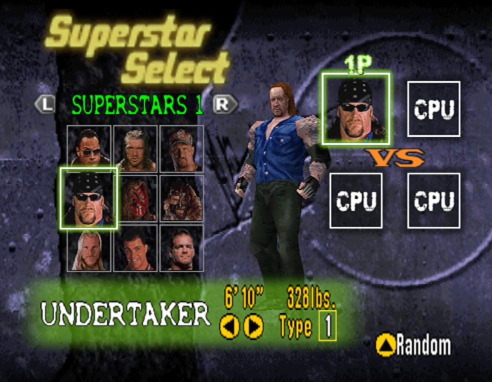 WWE games by the numbers: a stat nerd's paradise – Tired Old Hack
