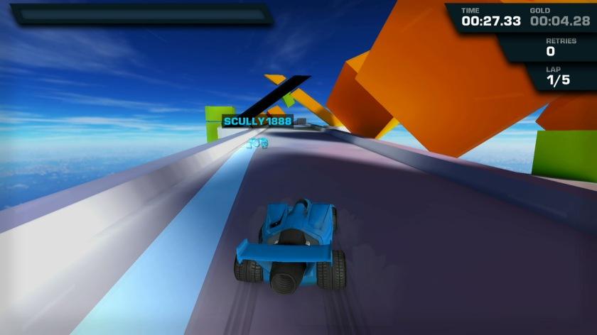 Jet Car Stunts pic 2