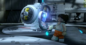 Lego Dimensions Portal 2 Level Pack pic 1