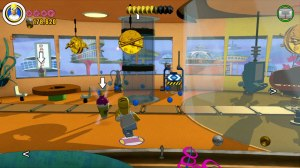Lego Dimensions Simpsons Level Pack Jetsons Stage