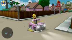 Homer's Car