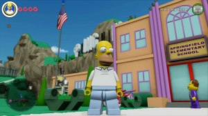 Lego Dimensions Simpsons Level Pack pic 5