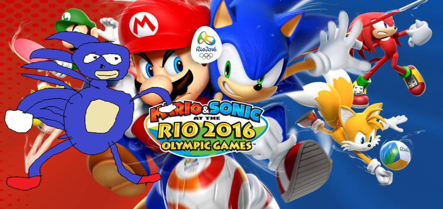 World exclusive – A look at all the Sonic characters in Mario & Sonic At The Rio 2016 Olympic Games