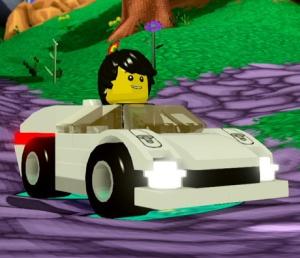 Lego Dimensions - G-6155 Spy Hunter hero pic