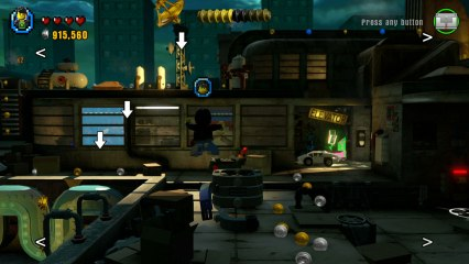 Lego Dimensions Midway Arcade level pack pic 5