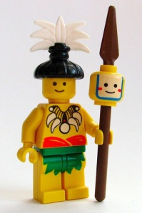 Lego Cannibal Holocaust