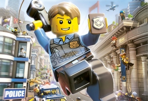 Artwork from Lego City Undercover