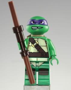 Lego TMNT